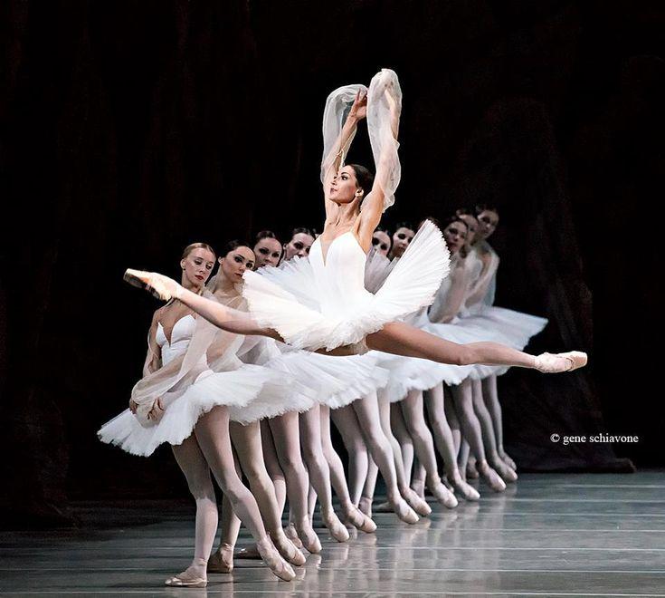 Alisa Sodoleva - Mariinsky (Photo: Gene Schiavone)