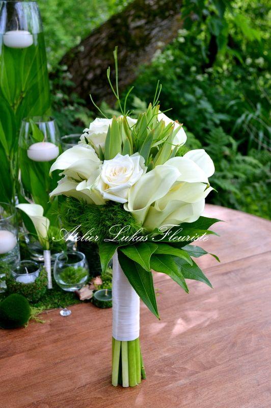 Mariage Québec Nature  Charmant Bouquet Mariée