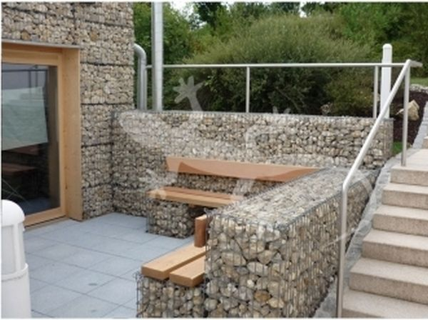 13 best gabion ideas images on pinterest garden ideas for New zealand garden designs ideas