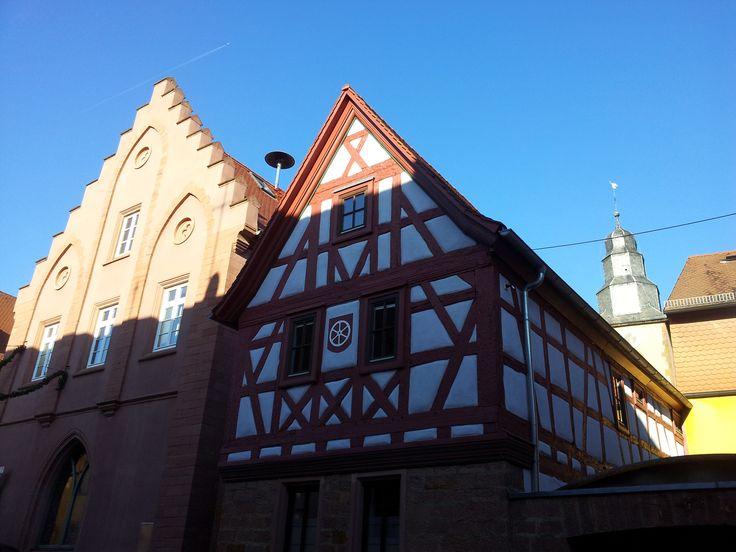 Obernburg am Main in county Miltenberg