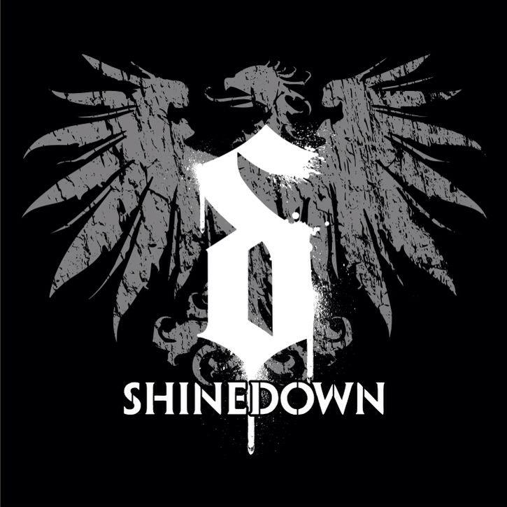 Shinedown logo | Music | Rock band logos, Music bands, Music