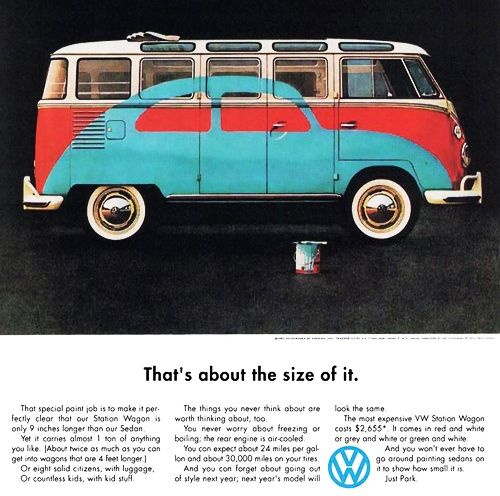 """""""Farewell to the Volkswagen Bus"""" 