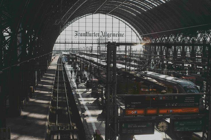 https://flic.kr/p/H3zaG9 | Frankfurt | Frankfurt Main Station