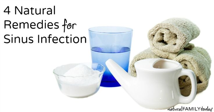 Look no further. Here are 4 natural remedies for sinus infection that really work!