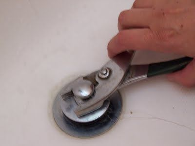 How to fix that slow draining tub (as recommended by a plumber) @Lindsay Gorman