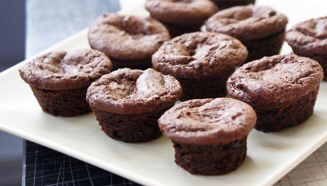 Na Cozinha da Margô: Mini Brownie