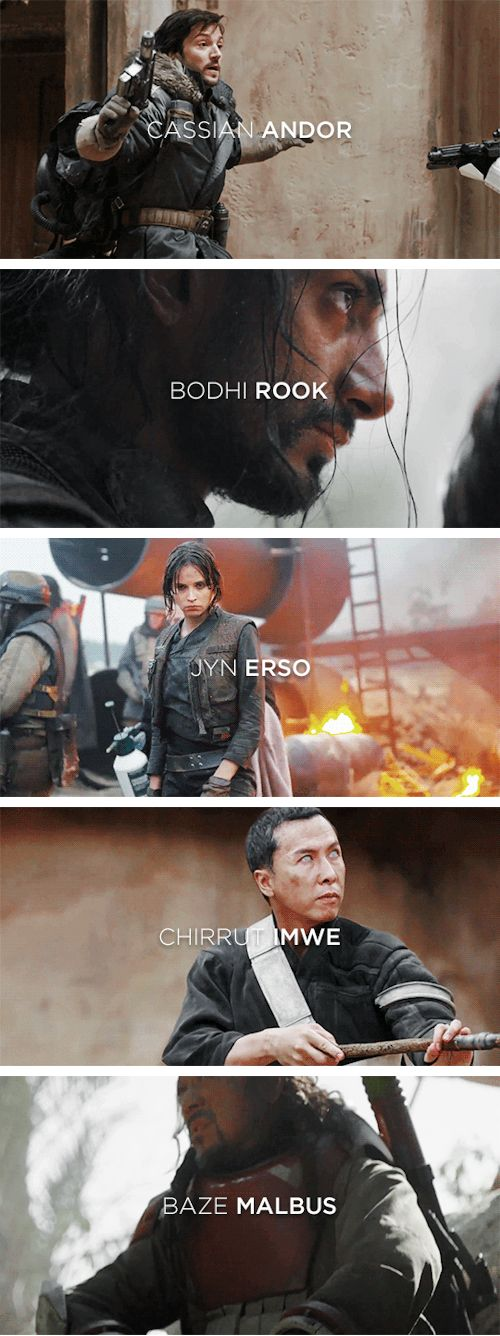 Rogue One. May the Force be with you... #Rogue_One