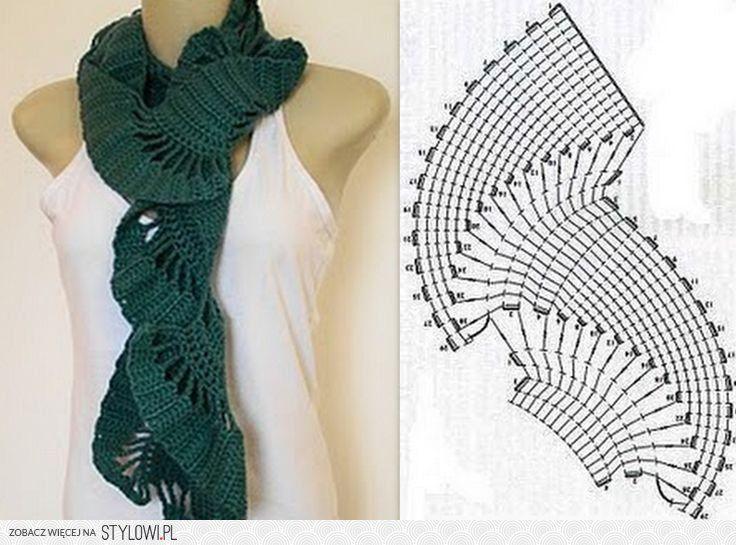 512 mejores imágenes de hekelwerk serpe en Pinterest | Pañuelos de ...