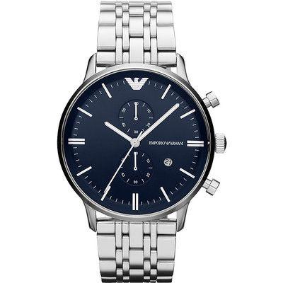 Emporio Armani man chronograph watch AR1648 - WeJewellery