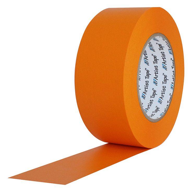 Artist Tape Orange