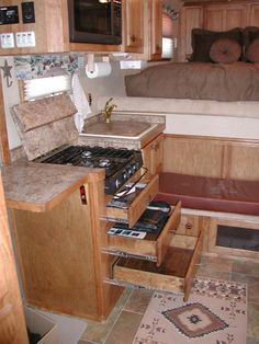 25 Best Horse Trailer Living Quarters Ideas Images On