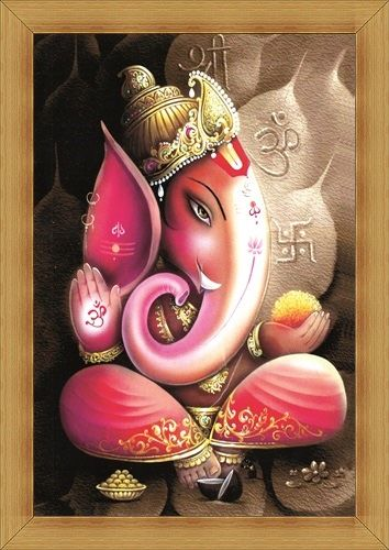 Get 20% discount on beautiful #photoframe #ganesha #wallhanging shop online with…