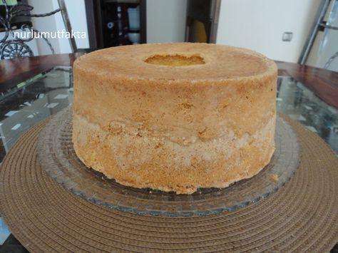 Bizim ailenin favori keki...Ailede herkes çok sever,ama özelliklede babamın en sevdiği..Babam için her hafta bir kez muhakka...