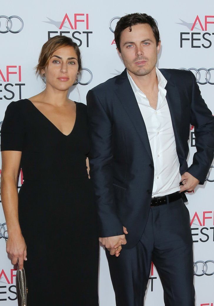 Pin for Later: 33 Couples Who Have Already Called It Quits This Year Casey Affleck and Summer Phoenix