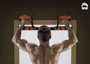 Doorway Pull Up Bar! Get strong! Check this out! // & The 25+ best Doorway pull up bar ideas on Pinterest   Pull up bar ... pezcame.com