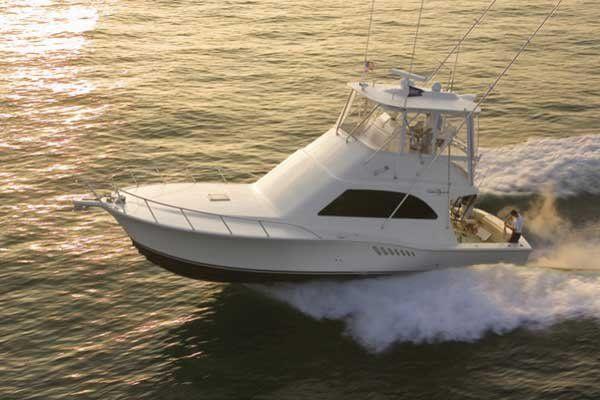 Convertible Fishing Boat - Albemarle 410xf