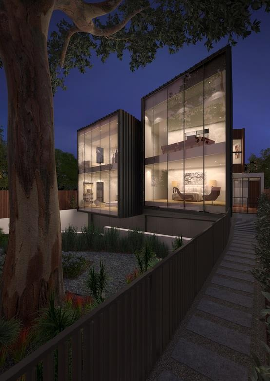 Melbourne Home by James Dawson