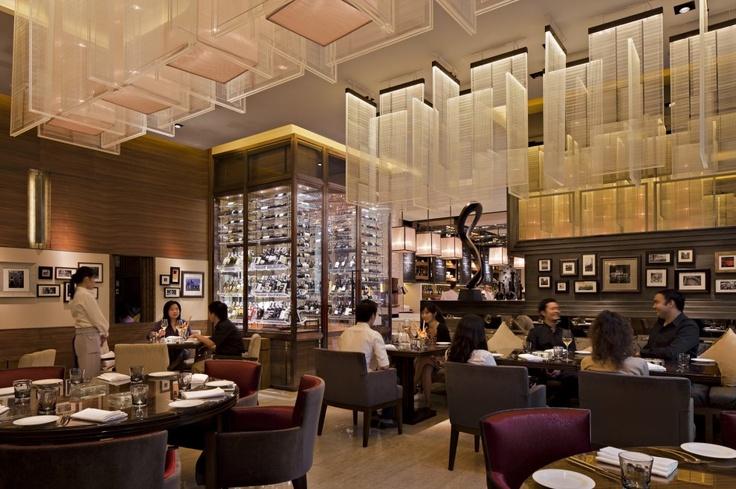 Pictures - JoJo Restaurant, St Regis Hotel, Bangkok - Architizer