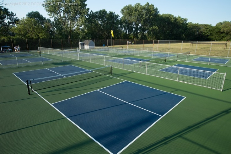 1000  Images About Pickleball Court Diagrams On Pinterest