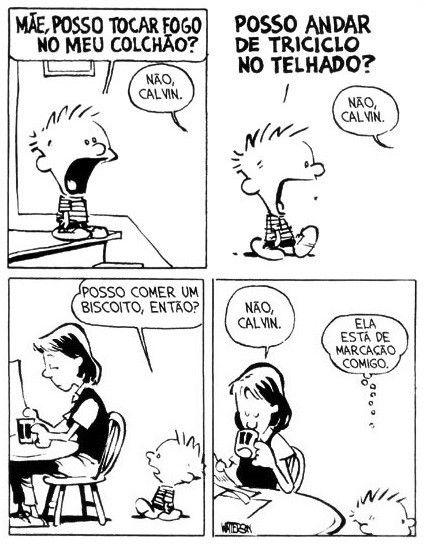 Calvin e Haroldo - Tirinha nº 23