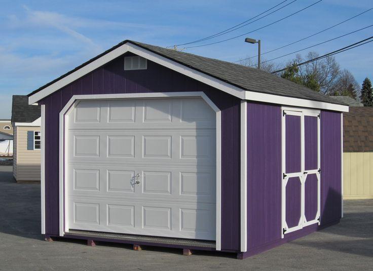 Storing Portable Fish House In Garage : Best storage sheds images on pinterest