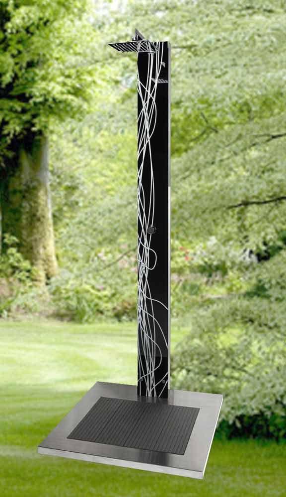 43 best Gartenduschen von wwwWellness-Stockde images on - ideen gartendusche design erfrischung