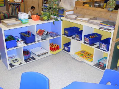 learning and teaching with preschoolers writing center makeover