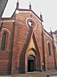 Chiesa di San Domenico, sede dell'Inquisizione