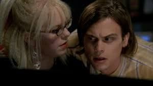 Image result for criminal minds reid and garcia