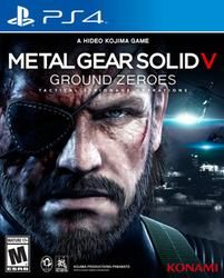 Konami Metal Gear Solid V: Ground Zeroes (All Consoles)