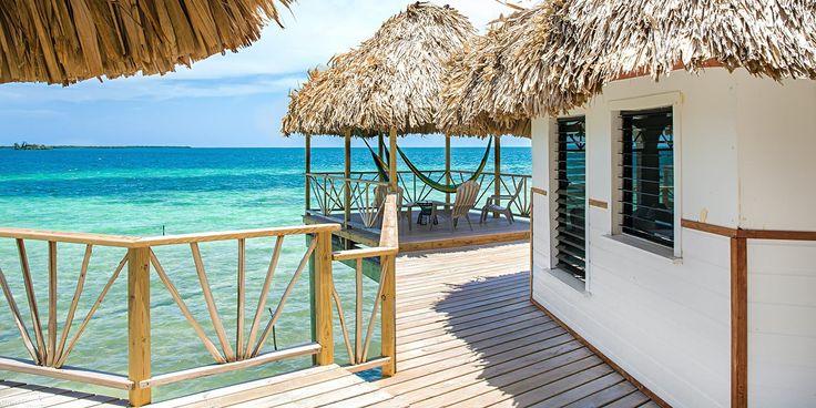 $99 – Belize: Oceanfront Cabana on Private Island, Half Off -- Dangriga