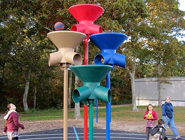 Park Playground Fitness Equipment
