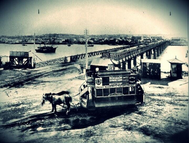Brisbane in the,1800s