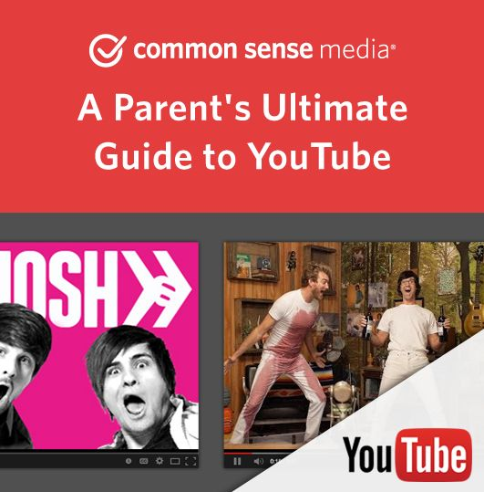 A Parent's Ultimate Guide to YouTube