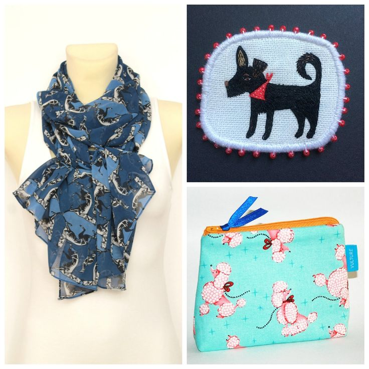 The Picture Garden: Austrian Etsy ... is barking up a storm!
