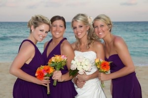 Makeup & Hairstyle for your bridal Party by Styling Trio Riviera Maya