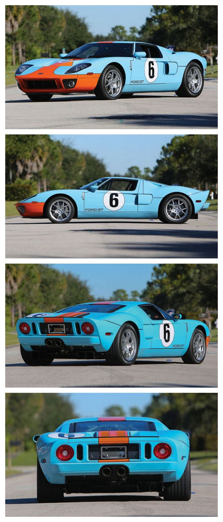 America's very own supercar - the Ford GT Heritage Edition #FastandFuriousFriday