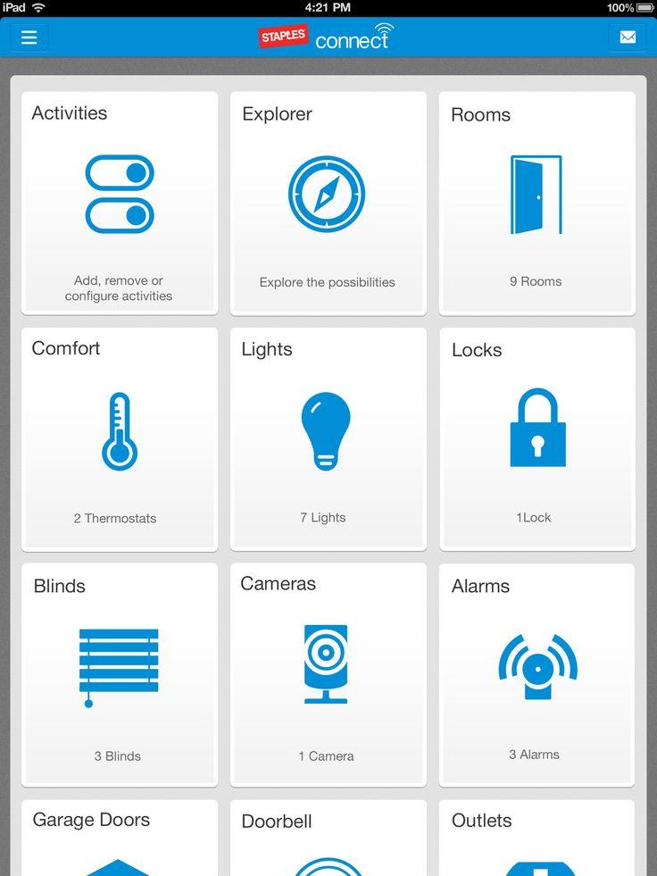 109 Best Ux Smart Home Apps Images On Pinterest App