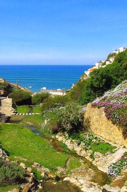 Azenhas do Mar, Colares, Sintra.