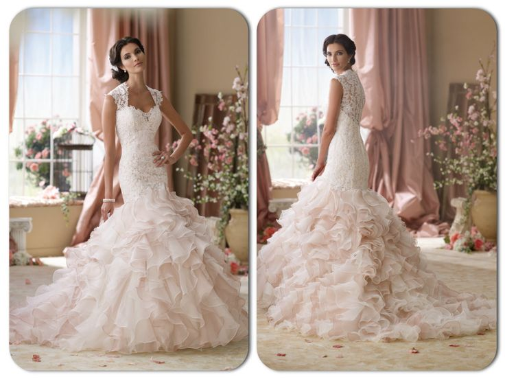 76 best Wedding dresses images on Pinterest | Short wedding gowns ...