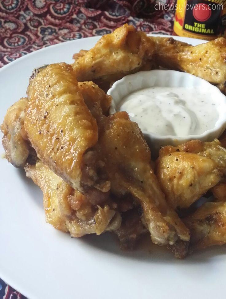 Hot Lemon Pepper Wings - Restaurant Style - Chewsy Lovers