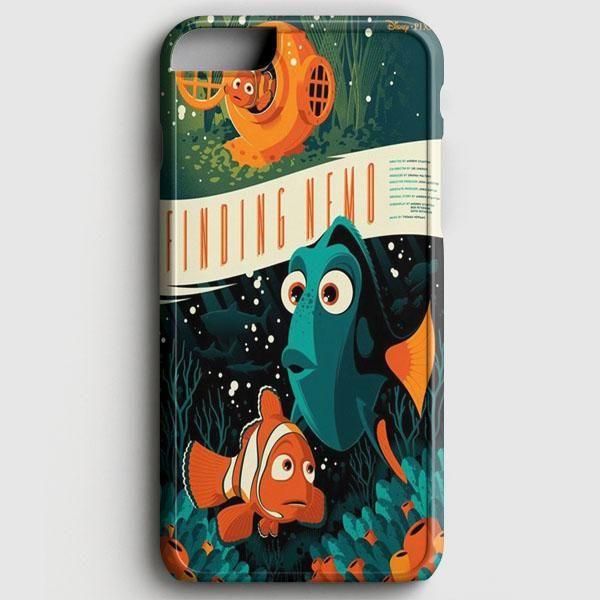 Finding Nemo Address iPhone 6/6S Case
