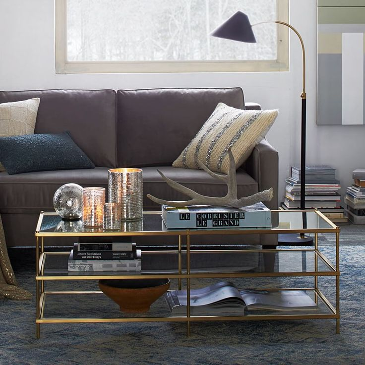 Terrace Coffee Table | west elm