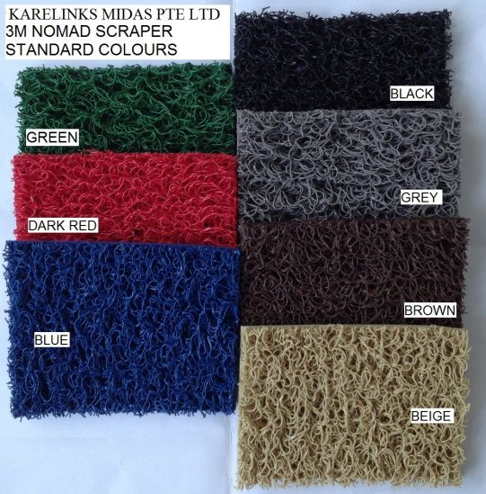 carpet nomad 3M CV. Sopian jaya mandiri, supplier and