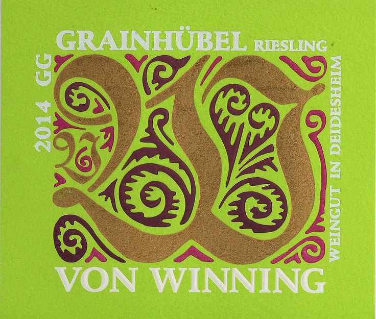Wine of the week: A rich and complex Riesling from Pfalz