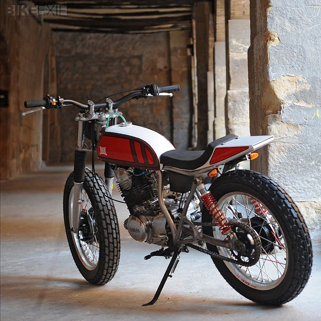 Best 25 yamaha 250 ideas on pinterest scrambler sr 500 and reborn yamaha sr250 sciox Image collections
