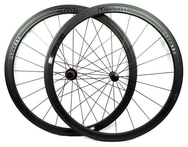 ZEN 38mm Full Carbon Clincher Wheelset