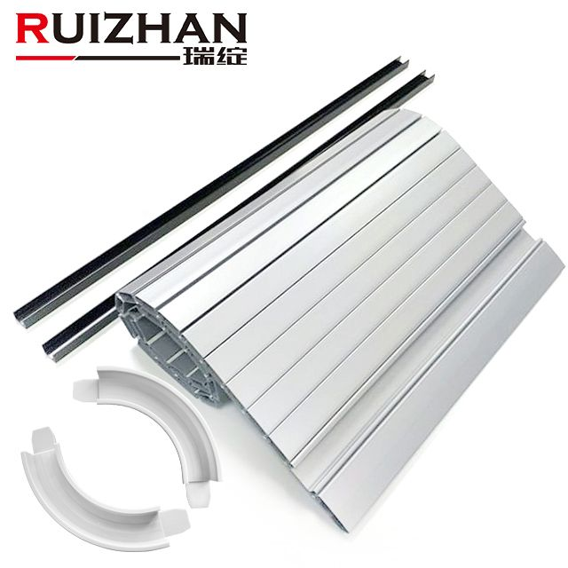 Ruizhan Customized Plastic Extrusion Profiles Pvc Abs Clear Cabinet Tambour Rolling Up Shutter Doors For Furniture Buy Cabinet Roll Up Door Plastic Roll Up Do Roll Up Doors Roller Shutters Shutter