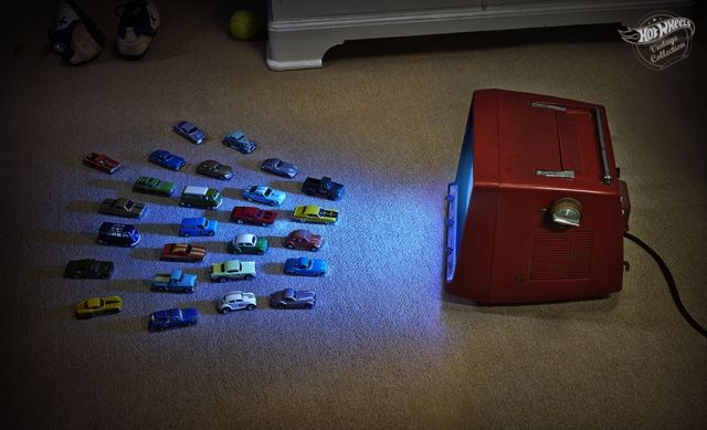 Hot Wheels: Vintage Collection
