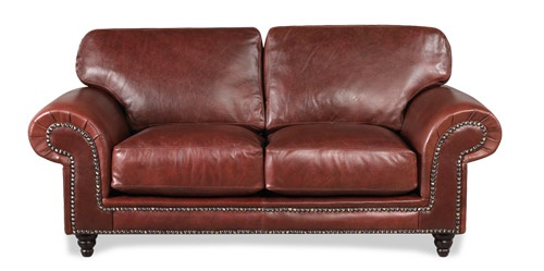Etosha Leather Couch